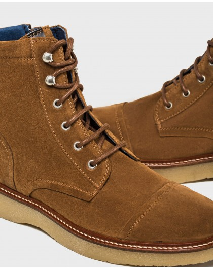 Wonders-Ready to wear-Men´s leather ankle boot