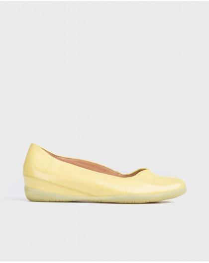 Wonders-Flat Shoes-Wave ballet pump