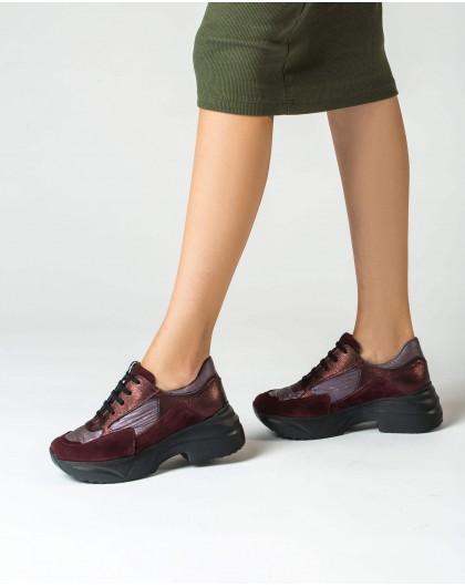 Wonders-Wedges-Wedge Sneaker