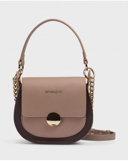 Wonders-Bags-Brown Harper Bag