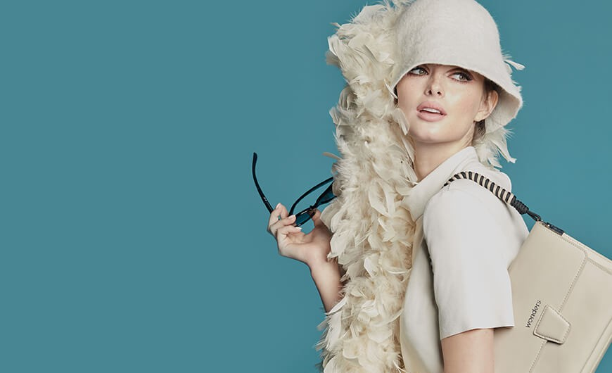Shop Women''s leather Handbags | Wonders.com