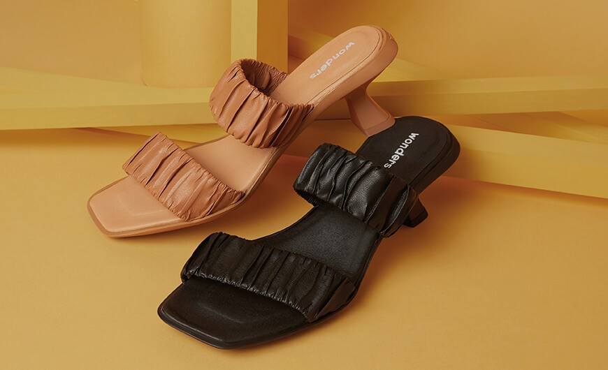 Shop Women''s high heeled shoes | Wonders.com