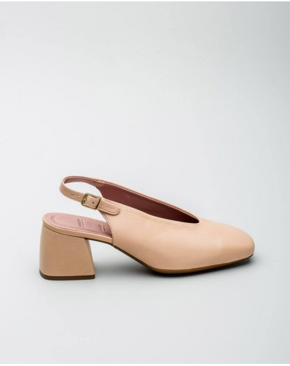 Wonders-Women-Leather slingback sandal