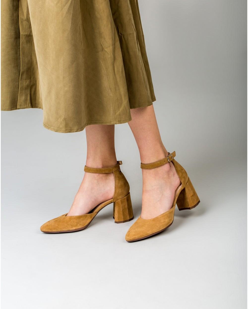 Wonders-Women-Backless high heeled shoe