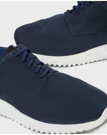 Wonders-Men-Oxford style sneaker