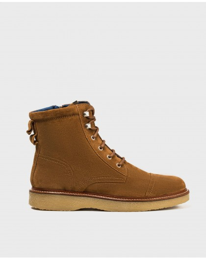 Wonders-Sneakers-Men´s leather ankle boot