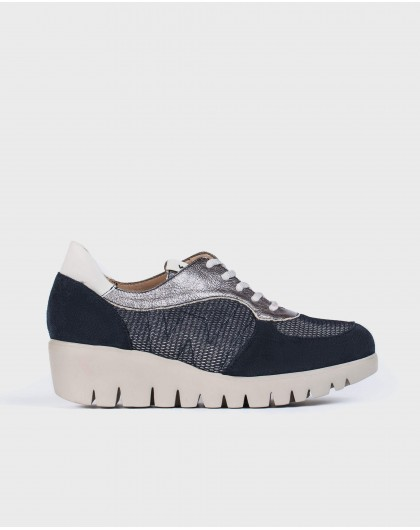 Wonders-Sneakers-Leather sneaker