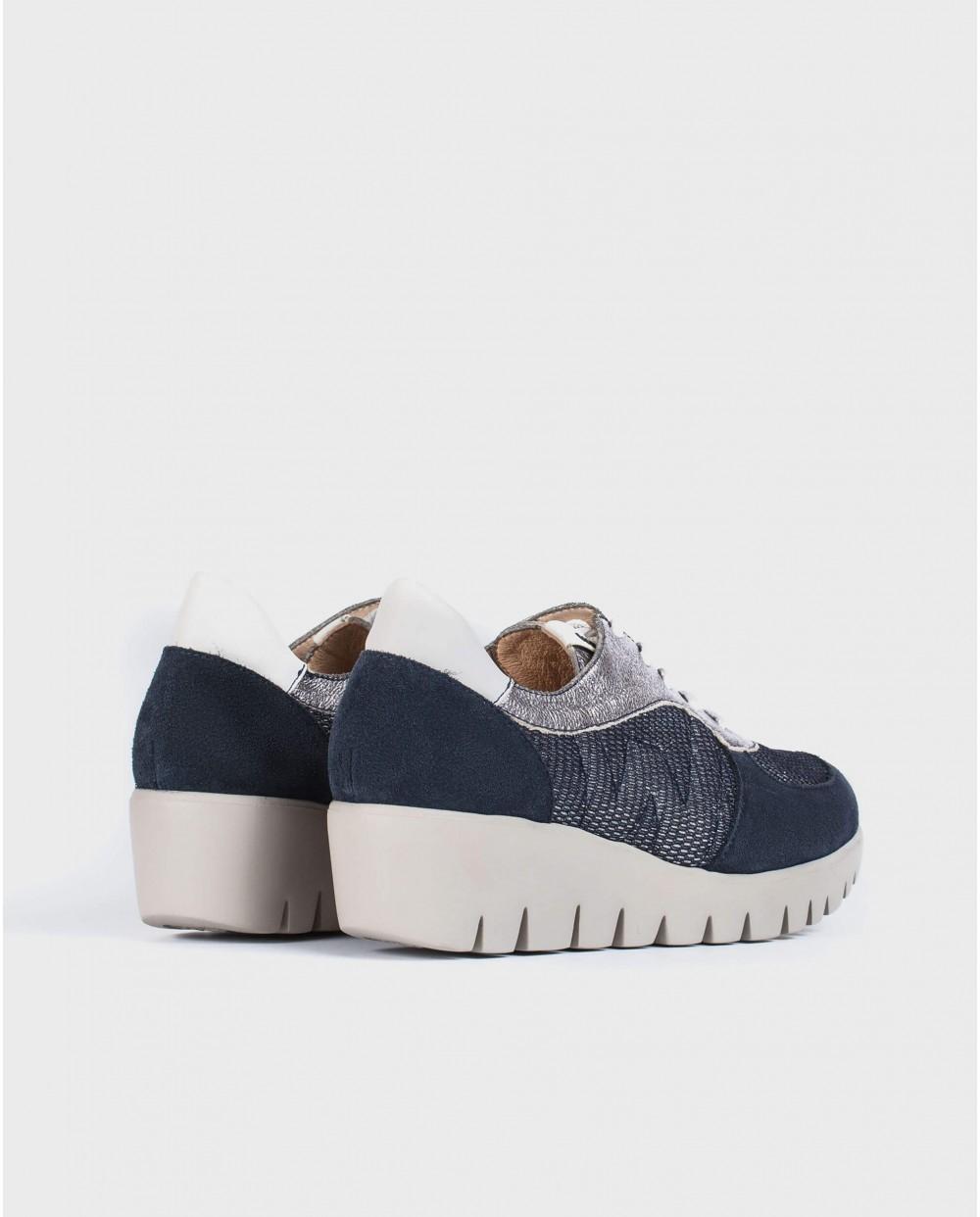 Wonders-Sneakers-Leather sneaker