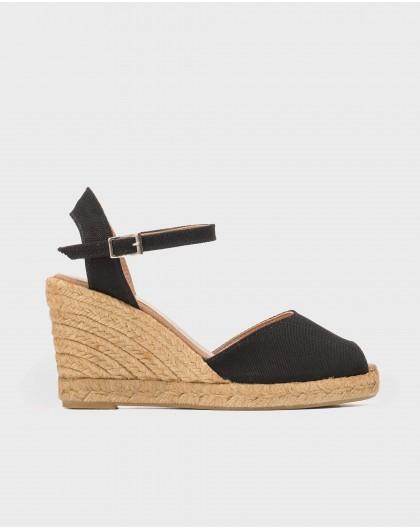 Sandal inspired espadrille