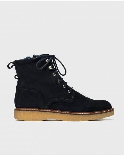 Wonders-Men-Men´s leather ankle boot