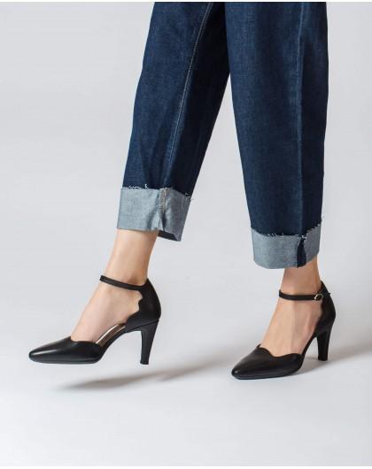 Wonders-Heels-High heeled wave shoe