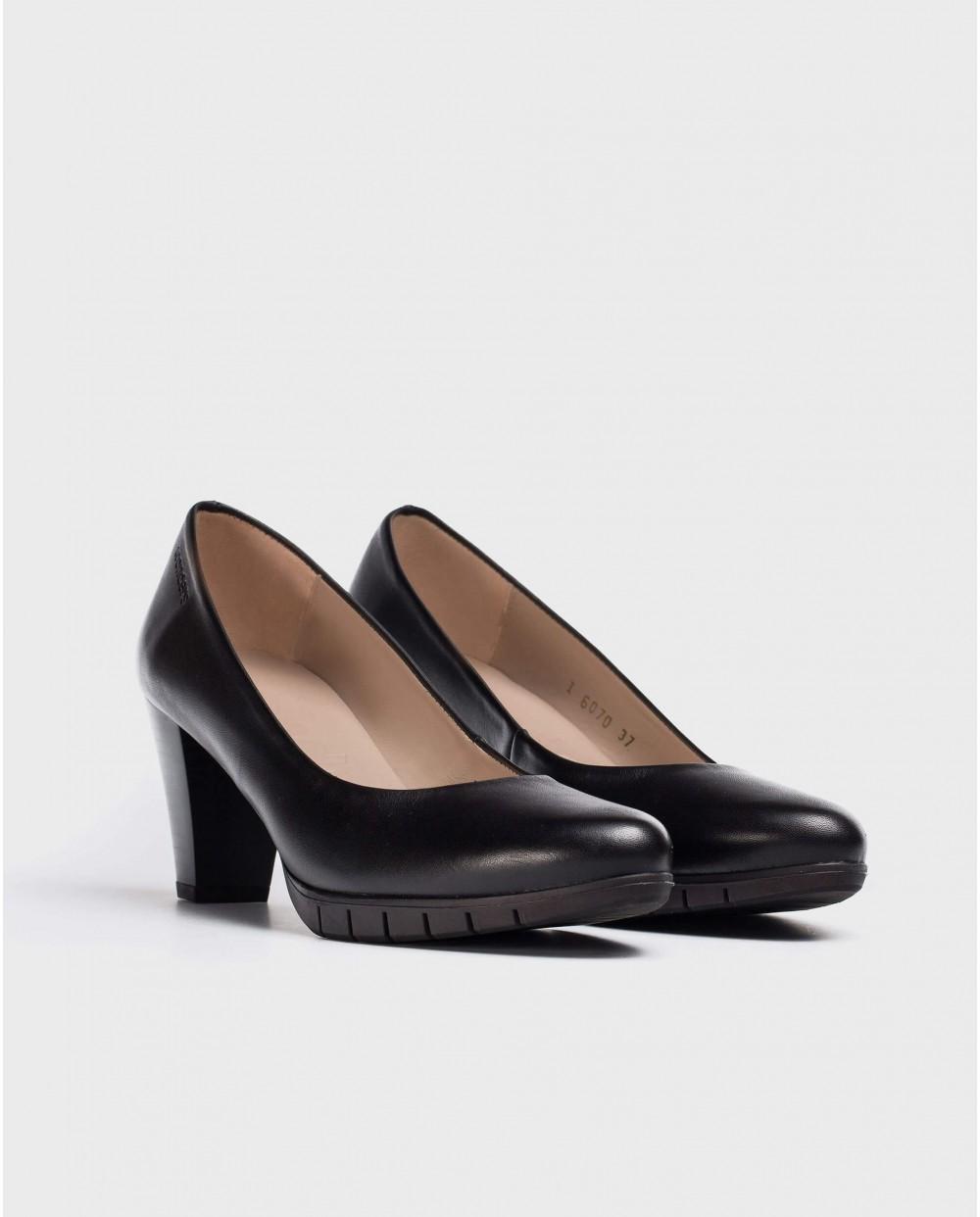 Wonders-Outlet-High heeled shoe