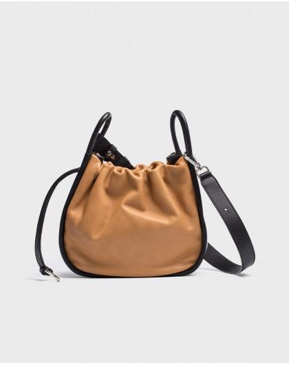 Wonders-Bags-Adjustable leather handbag