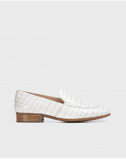 Wonders-Women-Patent leather moccasin