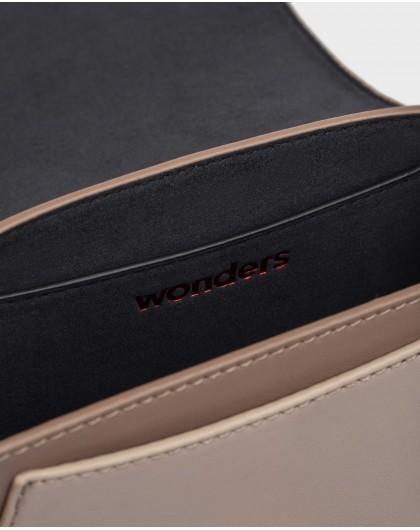 Wonders-Bags-Taupe Harper Bag