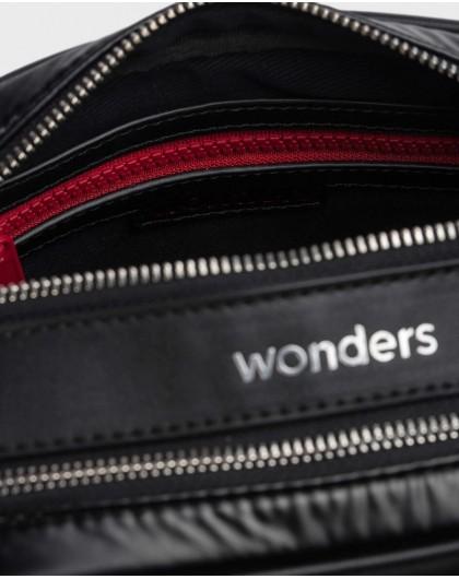 Wonders-Bags-Black Lexi Bag