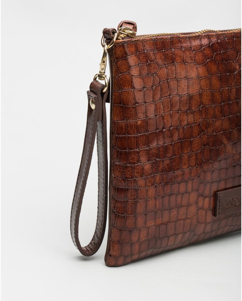 Wonders-Bags 30% OFF-Mock-crock handbag