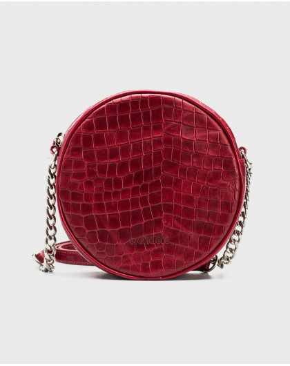 Wonders-Bags-Circular handbag with crossbody strap