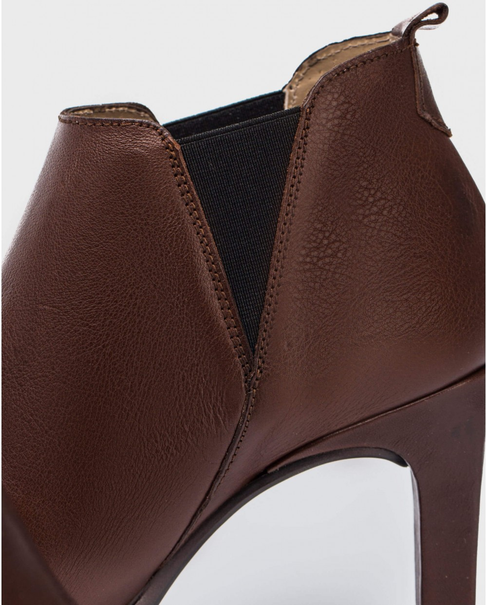 Wonders-Ankle Boots-Heeled ankle boot