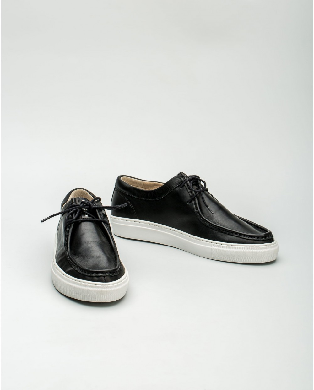 Wonders-Men-Wallabee style sports shoes