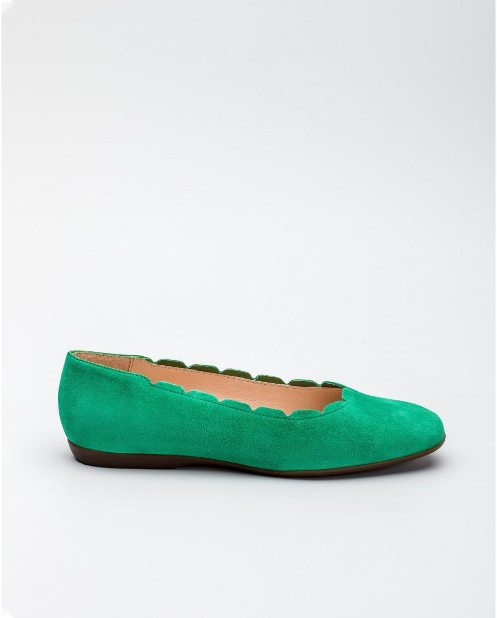 Wonders-Women-Amber heeled ballet pump