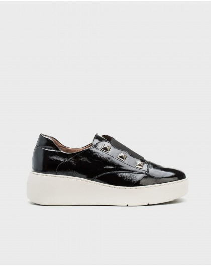 Wonders-Sneakers-Sneaker with metallic detail
