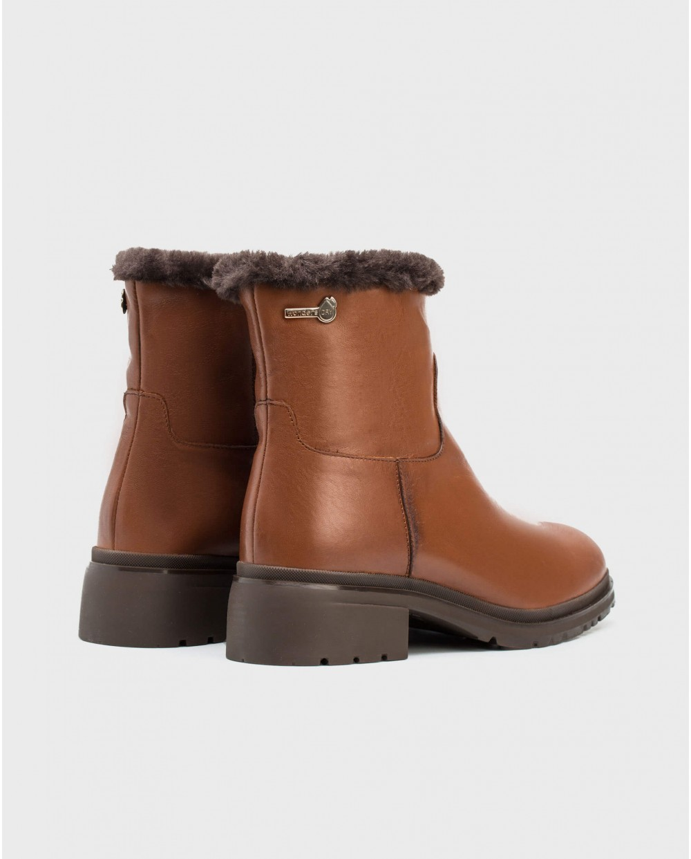 Wonders-Ankle Boots-Waterproof leather ankle boot