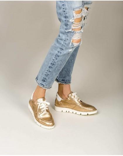 Wonders-Zapatos planos-Deportivos metalizados ultralight
