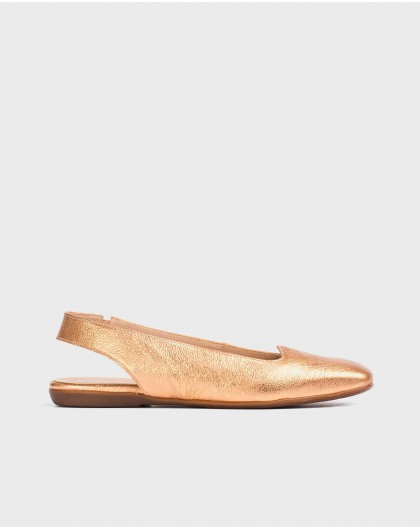 Wonders-Flat Shoes-Backless flat shoe