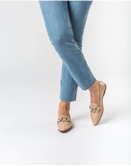 Wonders-Zapatos planos-Bailarina estilo mocasín