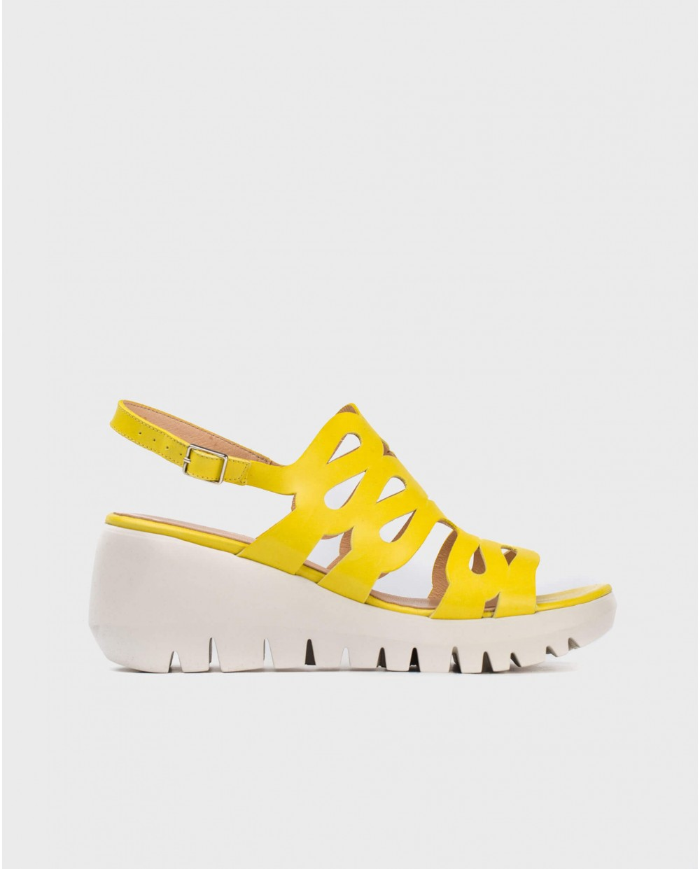 Wonders-Sandals-Sandal with wave straps