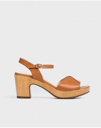 Wonders-Sandals-Platform sandal