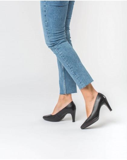 Wonders-Tacones-Zapato tacón alto piel
