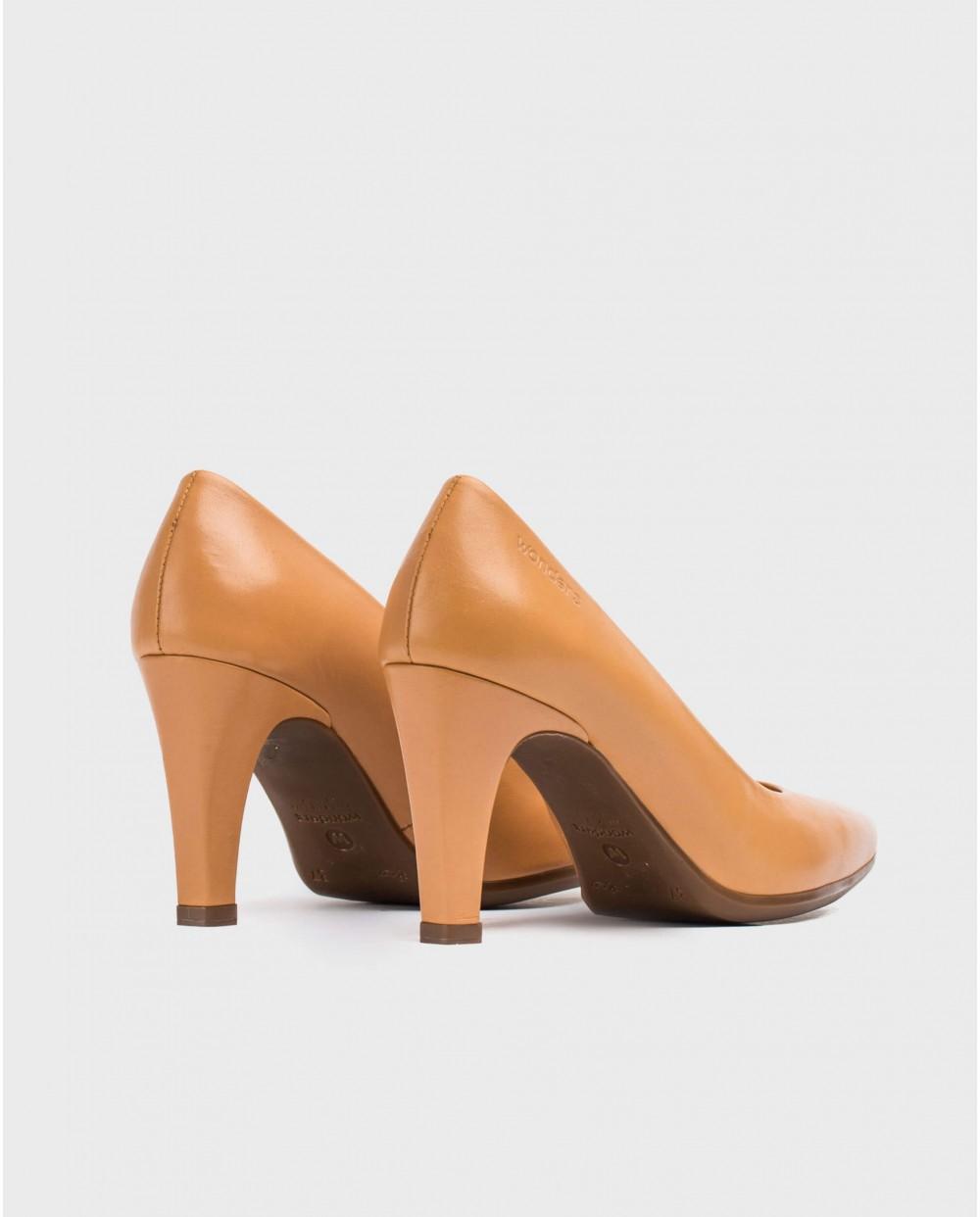 Wonders-Heels-High heeled shoes