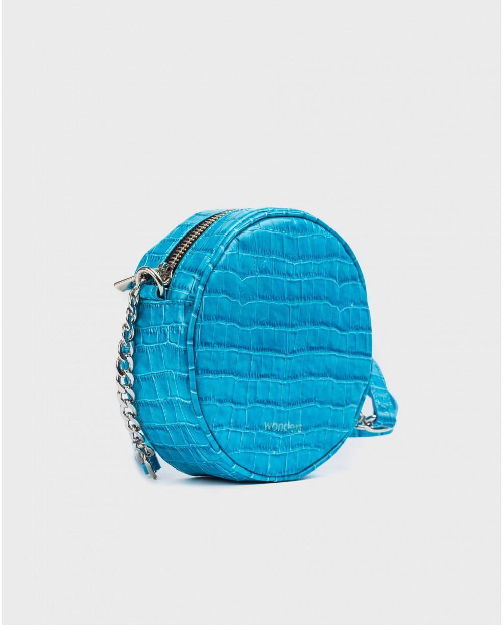 Wonders-Bags-Circular handbag with crossbody strap