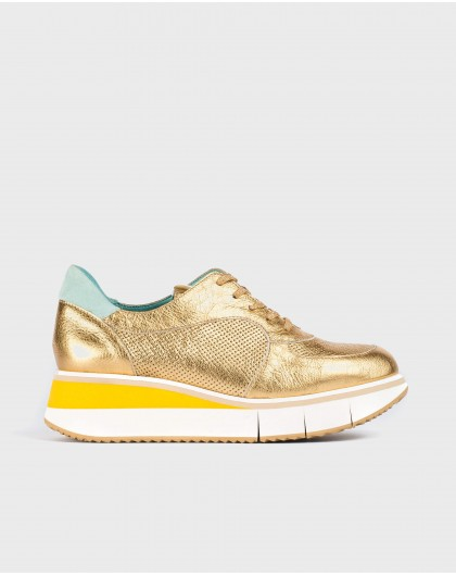 Wonders-Outlet-Micro-perforated sneaker