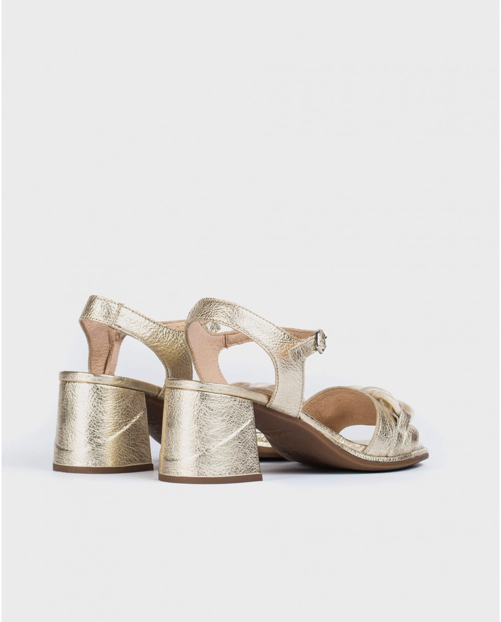 Wonders-Sandals-Sandal with chain