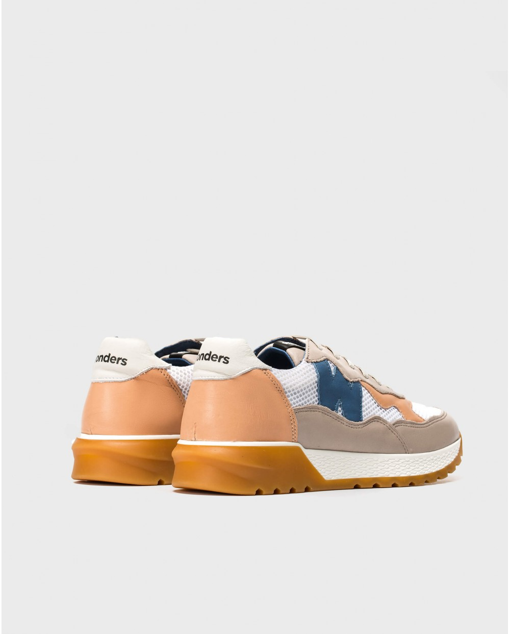 Wonders-Sneakers-Sneakers with shoelace closure