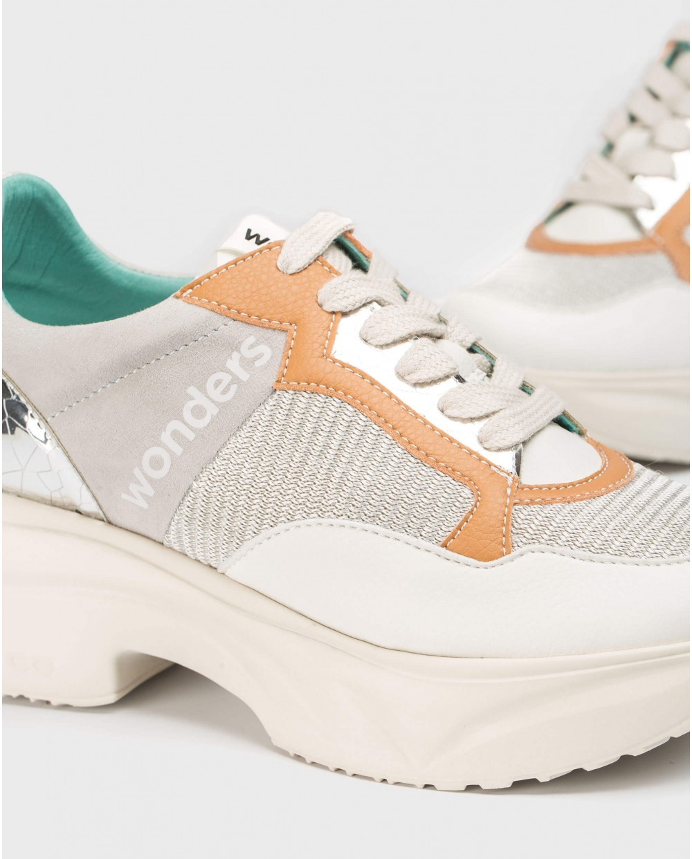 Wonders-Sneakers-Sneaker with maxi sole