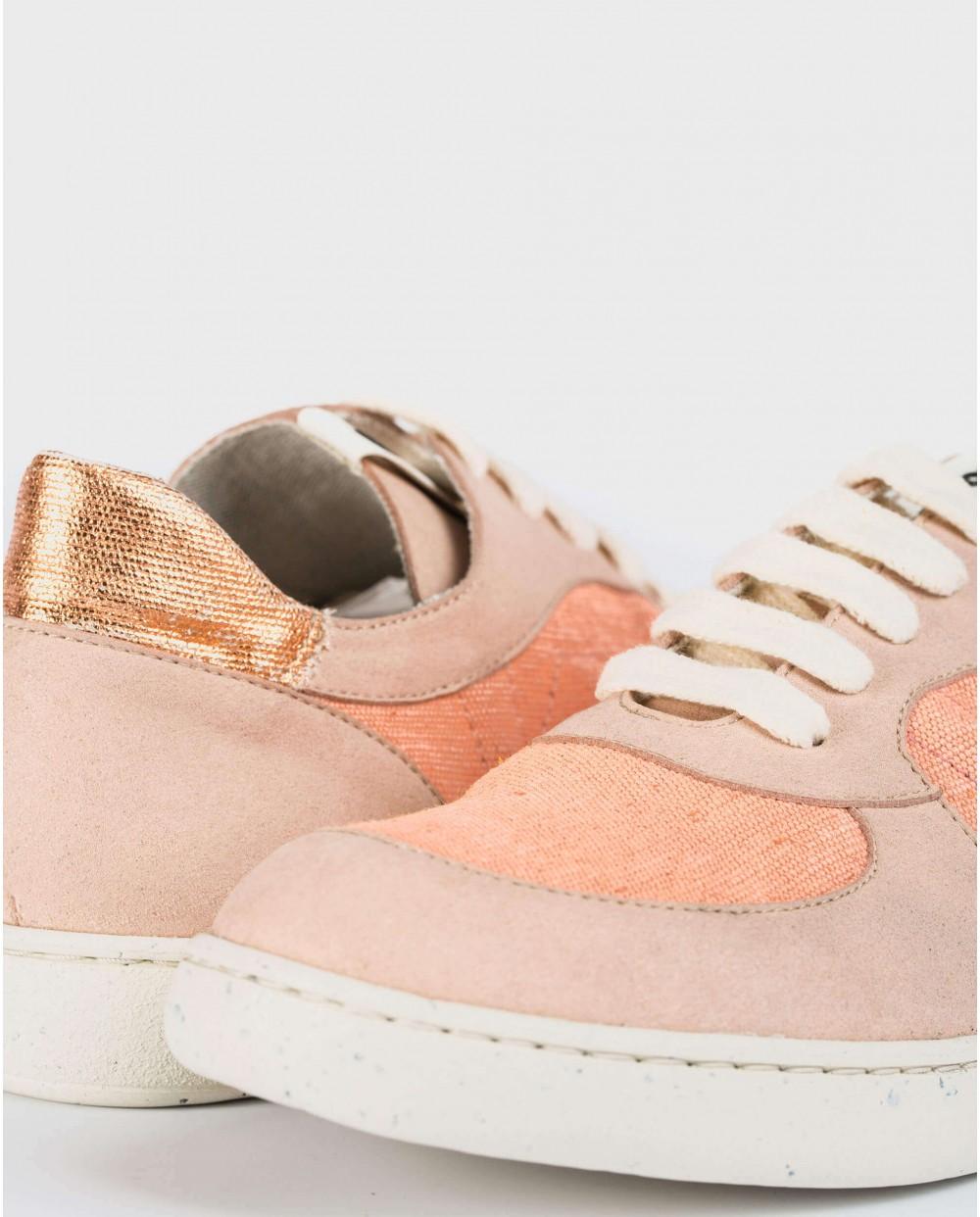 Wonders-Flat Shoes-OLMO