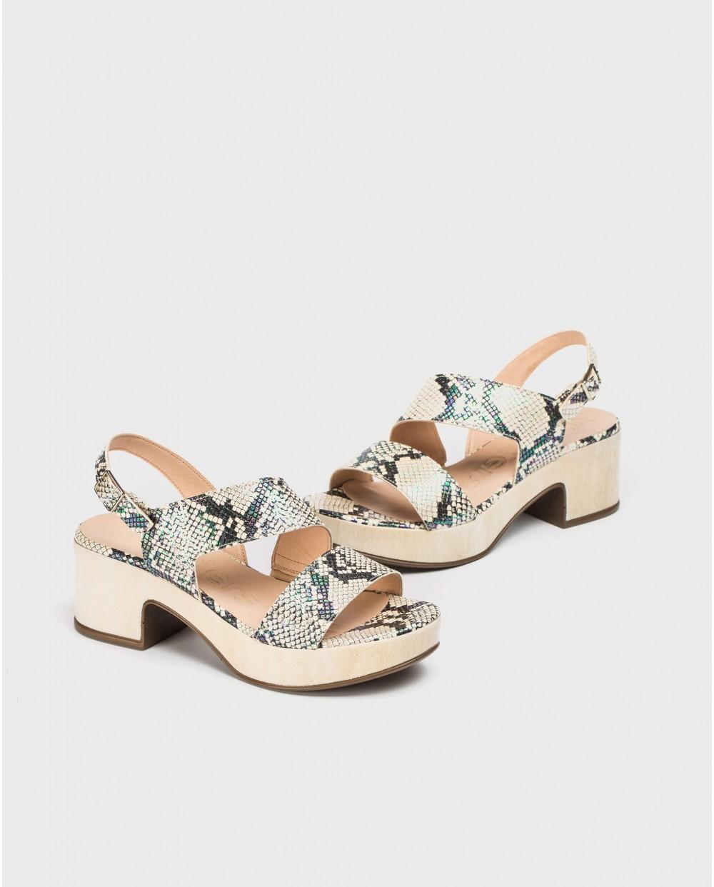 Double strap Sandal