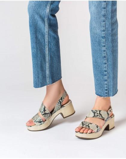 Wonders-Sandals-Double strap Sandal