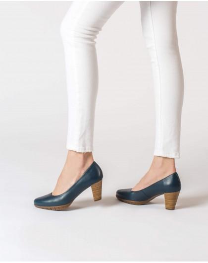 Wonders-Tacones-Zapato salón piel