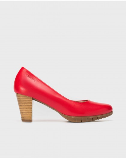 Wonders-Heels-High heeled shoe
