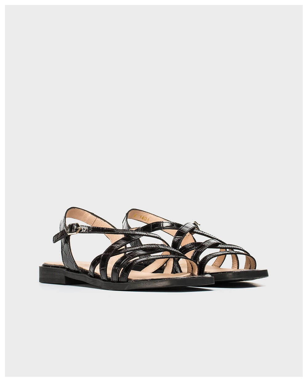 Wonders-Sandals-Flat sandals with straps