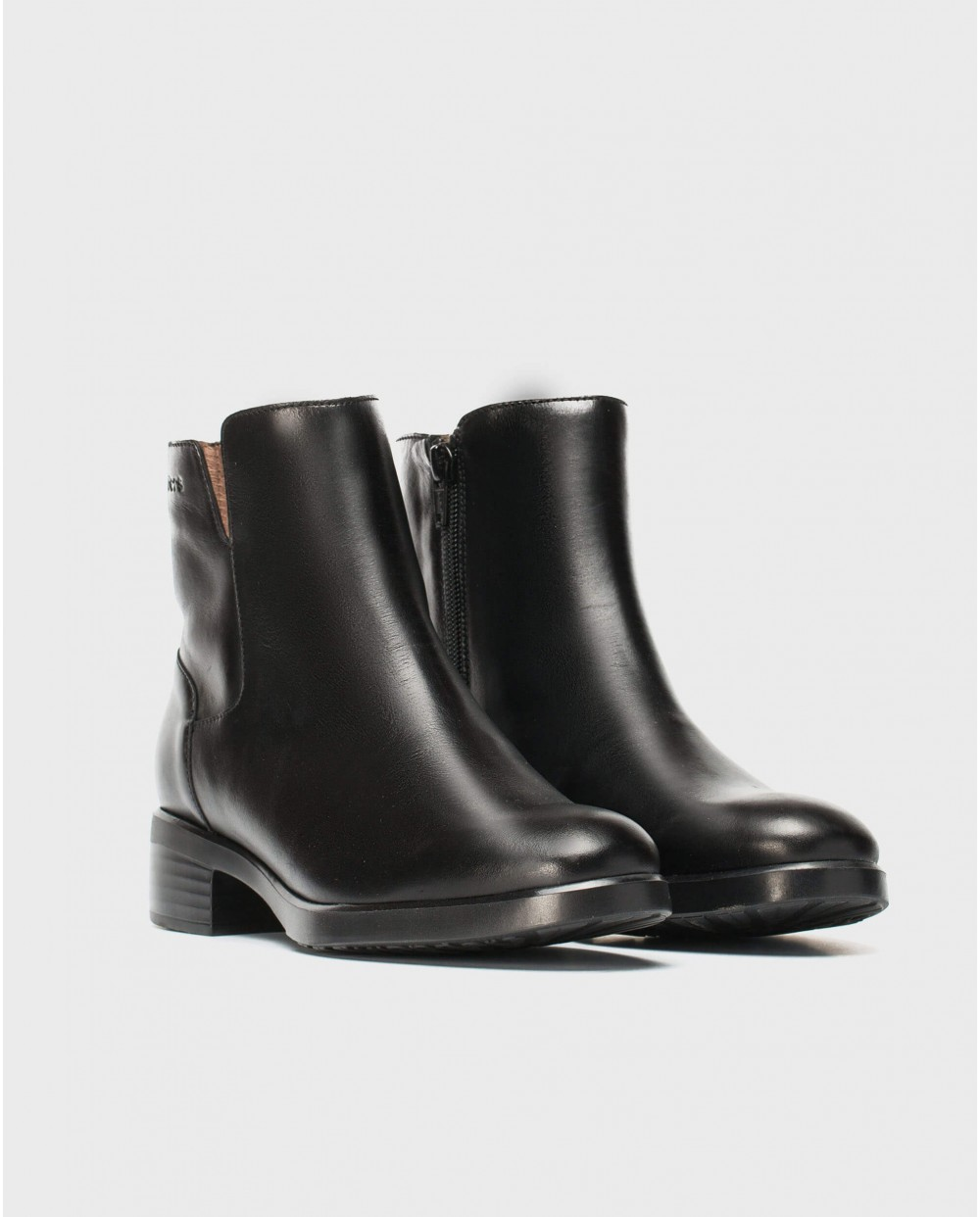 Wonders-Ankle Boots-Soft leather ankle boot