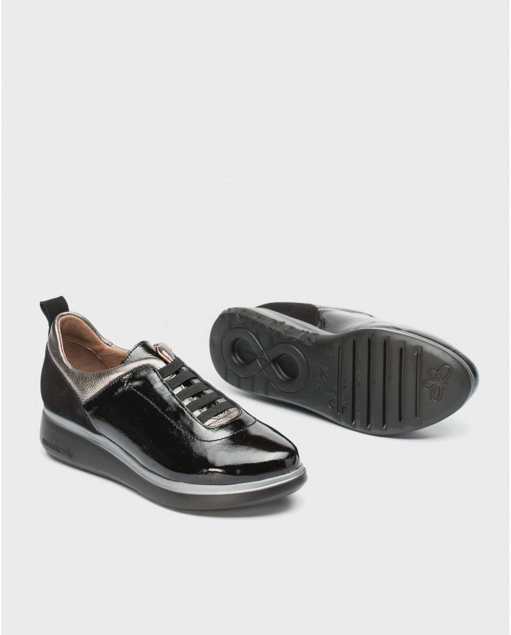 Wonders-Zapatos planos-Zapato cierre elástico