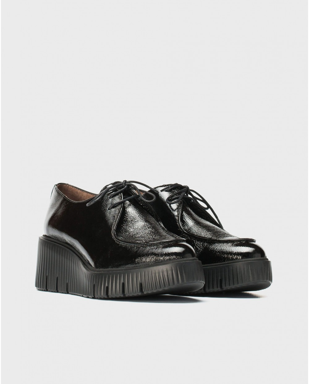 Wonders-Wedges-Patent platform Wallabee
