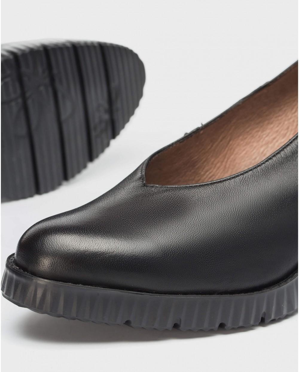 Wonders-Tacones-Zapato tacón escote