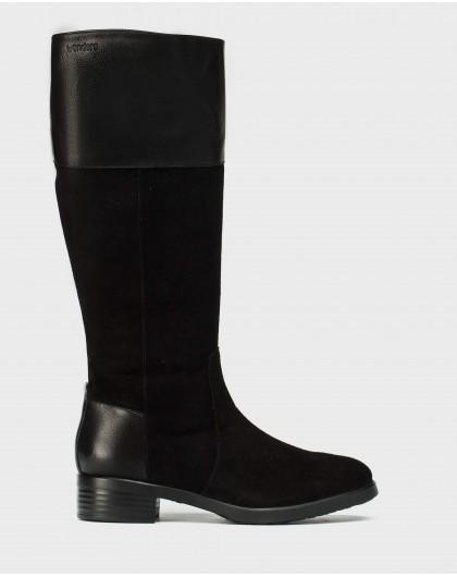 Wonders-Boots-D-9307-W